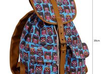 FUNKY WALK backpacks @ www.funkyfain.ro / urban - casual backpacks