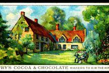 British Old Trade Cards
