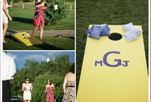 Wedding Lawn Games  / by Rustic Wedding Chic