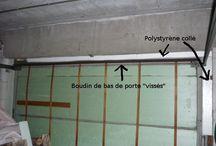 Isolation thermique / Isolation thermique du batiment