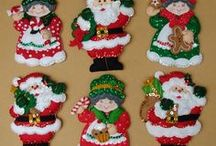 navideños pequeños