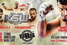 KSW 29 - Darmowa Transmisja NA ŻYWO / Kolejna 29 gala Konfrontacji Sztuk Walki, odbędzie się 6 grudnia w hali Kraków Arena. - Darmowa Transmisja HD Online