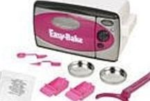 Easy bake oven recipies / by Kasey Manning