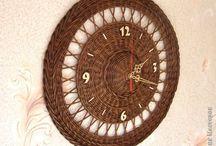 Wiklina - zegary