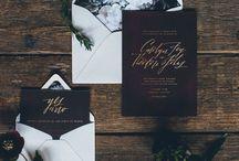 Dramatic Floral Wedding Ideas