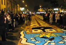 "St Therese's of Lisieux Relics Tour / Peru 2011 ""Teresita del Niño Jesus en Mision por el Perú"""