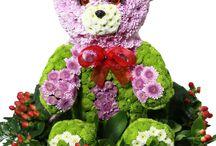 Сvetarik.ru / Эксклюзивные подарки ,Цветы,Игрушки из живых цветов.