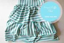 DIY Clothes for the girls / by Jessica Karlonas