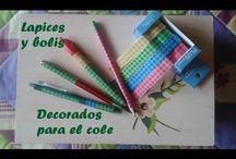 IDEAS PARA EL COLEGIO