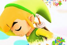 link and toon link