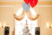 Max's first birthday