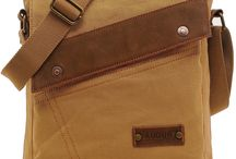 Men Casual Bags / Collection of Style Men Shoulder & Cross body Bags.