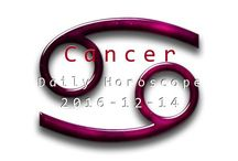 Cancer Daily Horoscopes