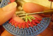 Accesorios crochet