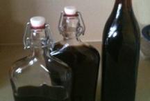 Homemade liqueur / by Sonja Almanzar