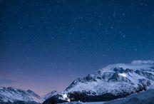 Skies & Space & Stars