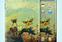 Наклейки для iPad mini