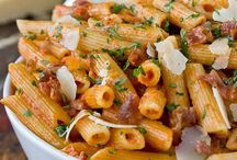 Pasta recipes / Because we can never have too many pasta recipes