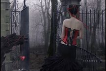 be still my gothy heart / by Stephanie Gibson