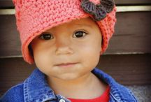 Crochet hats for girls