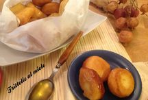 dolci fritti e al cucchiaio