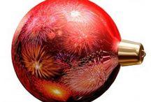 kerstversiering / Kerstballen