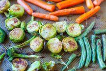Veggies Galore / Vegetable dishes