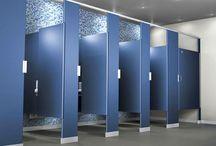 baños centro comercial