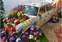 Why not? ....Cars with plants...