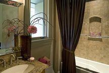 Bathroom Design / Get inspired to create a luxurious bathroom