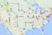 Road trip in the US / Trying to plan a road trip, visiting by must-see places