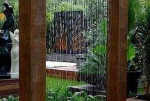 venkovni sprchy