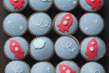 Cake and Cupcake Decorating Inspiration / by Courtney Lewis