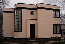 interbellum architecture