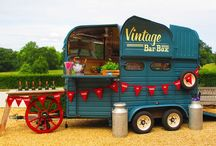 Converted Horse Trailers