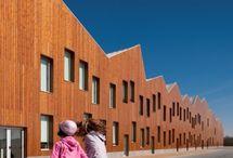 Skolor och förskolor / by Archus Arkitekter