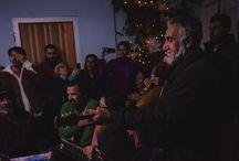 Christmas in Ikaria Island