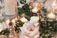 Gray & Plum Wedding Theme