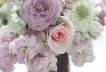 Elle's wedding flowers