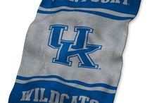 Kentucky Wildcats Stuff / Designed with the fanatical Kentucky Wildcats fan in mind, College Logo stuff offers unique, quality officially licensed products to decorate your office, den, game room, patio, dorm or car.  Visit our website www.collegelogostuff.com for all your Wildcat needs!