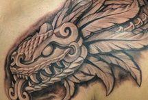 Ideas para el tatoo.