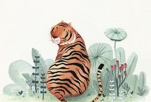WatercolorIllustrations