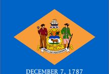 D is for Delaware  / Everything about the first state that ratified the US CONSTITUTION! / by Kimmy Quarles