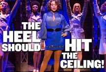 Kinky Boots: The Heel Should Hit The Ceiling! / by Theatre Under The Stars