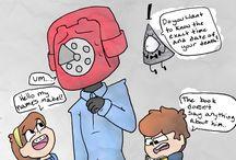 FNAF Phone Guy
