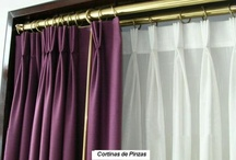 Cortinas / by Carolina Mejia