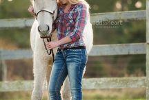 My horse / I love me horse