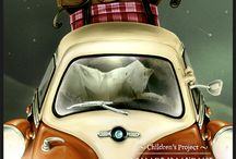 Children's project - Balade Irlandaise / Children's Book Project With Carine, we are looking for a publisher for this project we tiend heart. Are you that person? If so, contact us on http://www.arsenic-et-bouledegomme.com/contact-us/