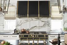 The Mixed Metal Kitchen