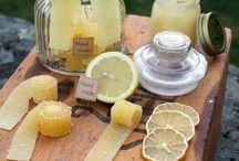 Citron snurror